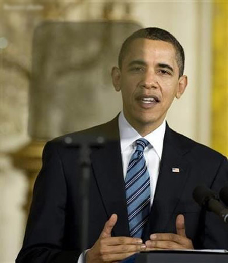 جهاز التيلوبميتر يرافق اوباما في كل خطاباته