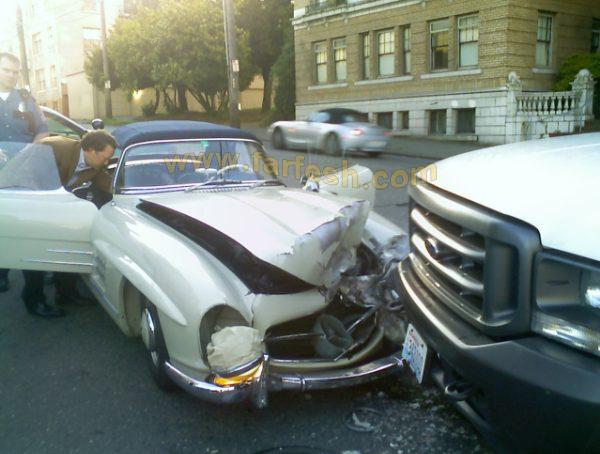 Cheap Crashed Cars
