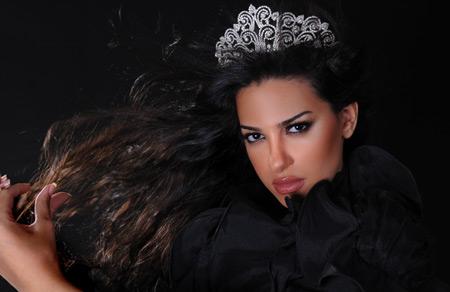 صور ملكة جمال مصر 2009 (الهام وجدى)