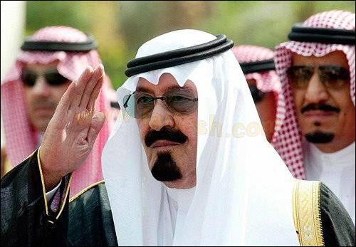 AbdullahBinAbdulAzizAlSaud   King