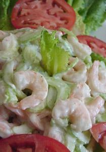 سلطة الجمبري المكسيكية ShrimpSalad