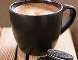 قهوة فرنسية بالشوكولاتة
