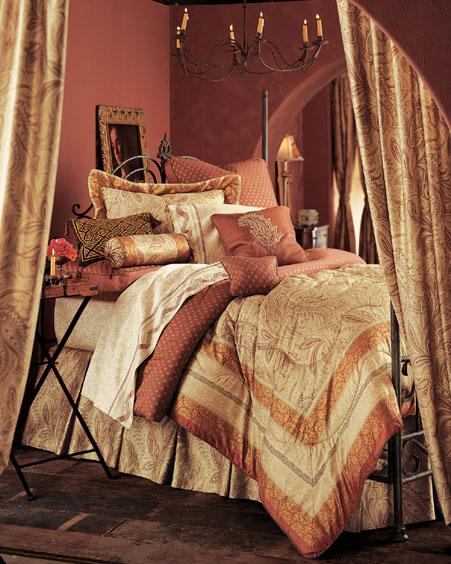 غرف نوم بتصاميمــ هندية ...[]