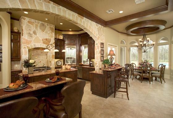 أجمل المطــ...ـابخ العصرية kitchen1.jpg