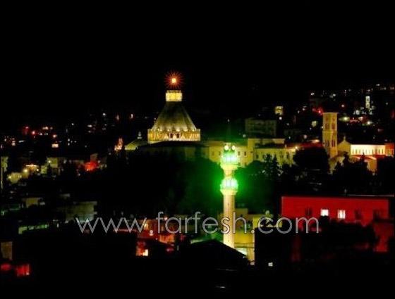 الناصرة بلد رمضانها مسيحي ومطرانها مسلم n23704147476_1913945