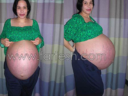 زوجان تونسيان بانتظار 12 مولودا ويتفوقان على الامريكية ذات الـ8