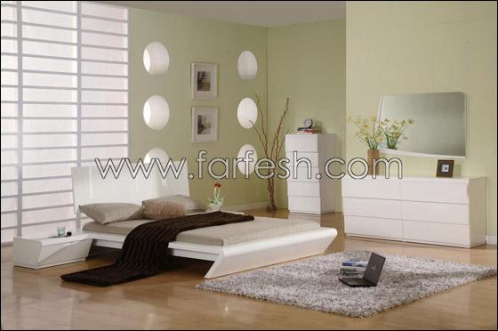 اليكم مجموعة من ديكور غرف النوم الزوجية الحديثة ~ سحر حواء