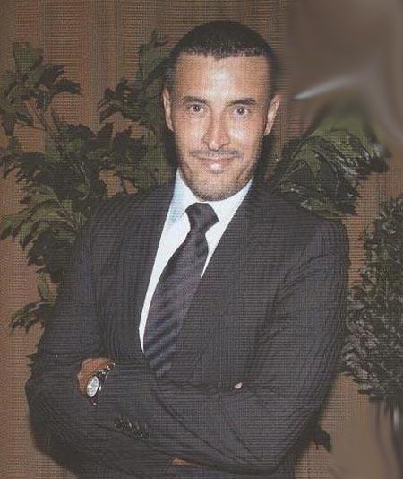 """كاظم سعيد بخطوبة ابنه و""""حبيبتي"""" هو مفاجأة عيد الحب Kazem5"""