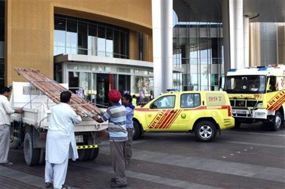 Аквариум в Dubai Mall размером 51x20x11 метров вмещает 10 миллионов