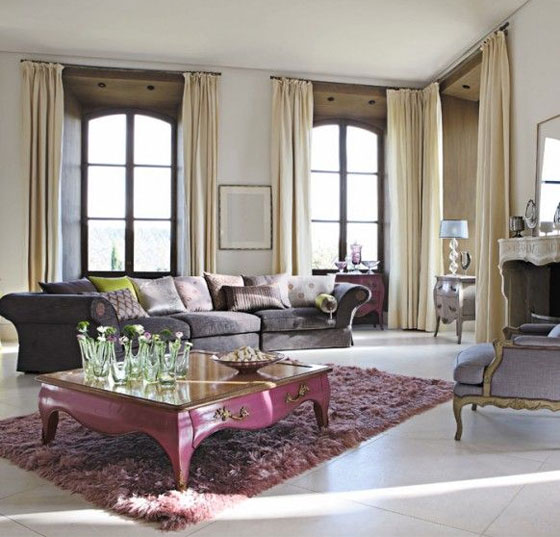 غرف جلوس بتصاميم عصرية