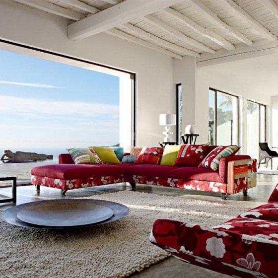 مجموعة من الديكورات والتصاميم العصرية لغرف الجلوس.. Jolos9