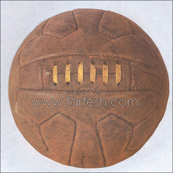 فيدرال 102 .. الكرة الرسمية لكأس             العالم 1934