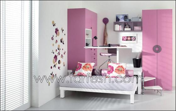 غرف نوم اطفال بالوان الصيف decoor3.jpg