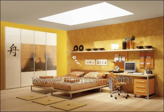 غرف نوم اطفال بالوان الصيف decoor4.jpg