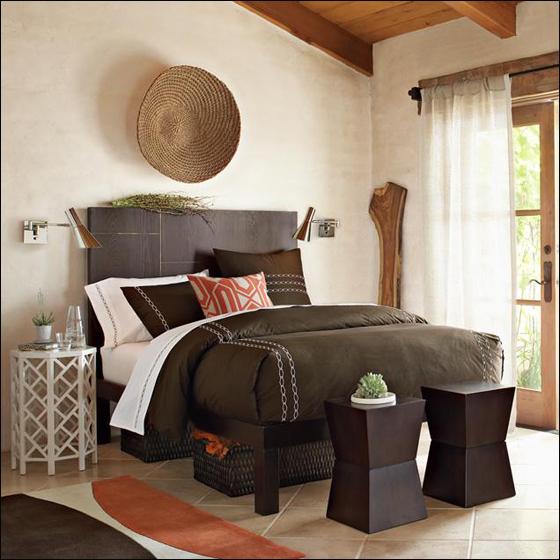 اختاري غرفة نوم لك ولزوجك!
