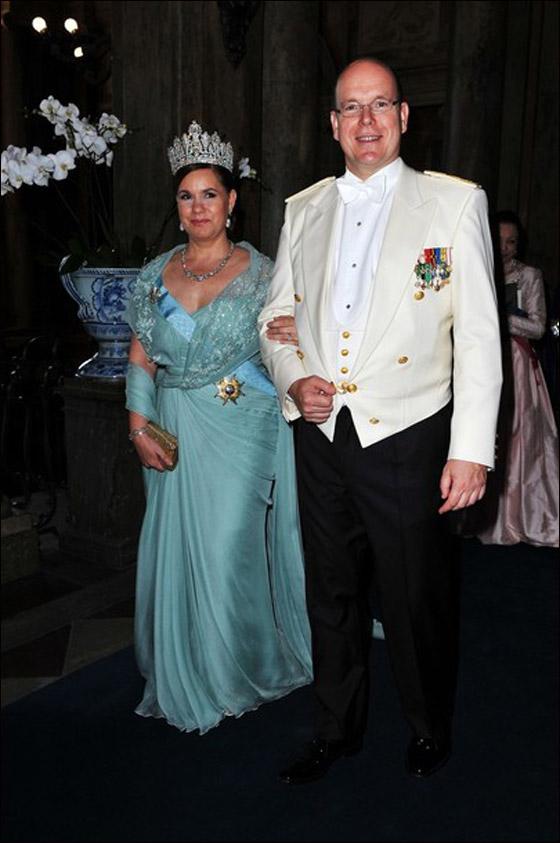 بعد علاقة حب طويلة: حفل زفاف ملكي للاميرة فكتوريا
