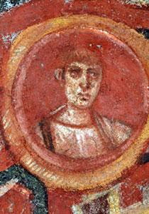 العثور على اقدم ايقونات تمثل رسل المسيح في روما