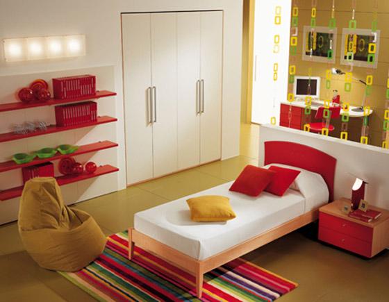 غرف نوم اطفال بالوان الصيف bad1.jpg
