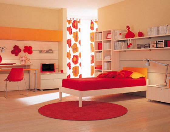 غرف نوم اطفال بالوان الصيف bed5.jpg