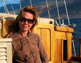 صحفية نرويجية تستقيل من عملها على الهواء مباشرة!!