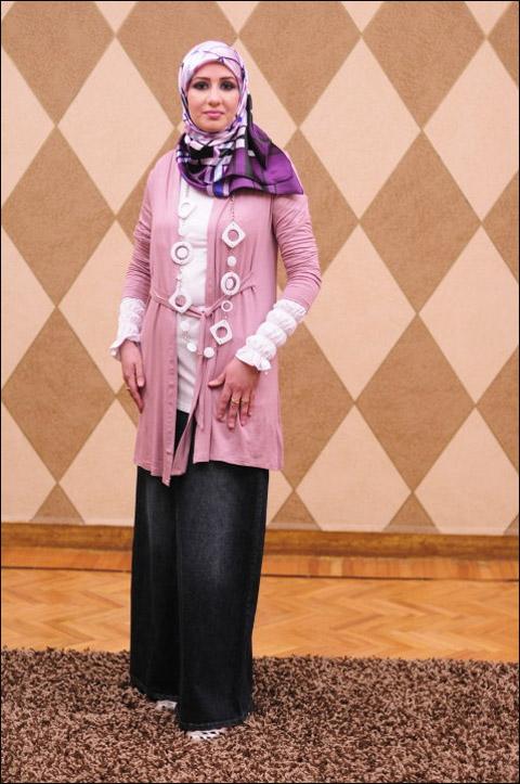 أجمل الملابس للنساء المحجبات.ملابس يومية مريحة وملابس للمناسبات الخفيفة والانيقة! Clothes_11.jpg