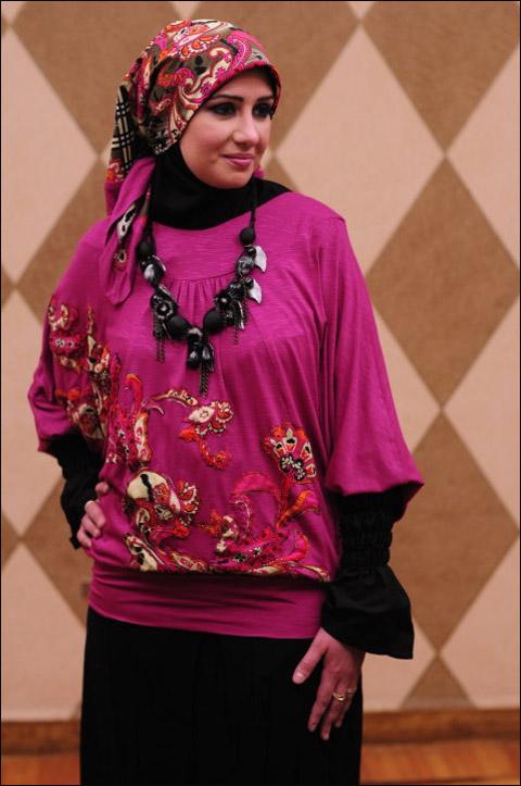 أجمل الملابس للنساء المحجبات.ملابس يومية مريحة وملابس للمناسبات الخفيفة والانيقة! Clothes_13.jpg