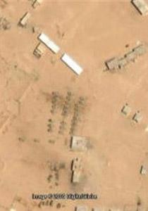 غوغل ايرث تكشف قاعدة صواريخ ونشاطا عسكريا بسوريا!
