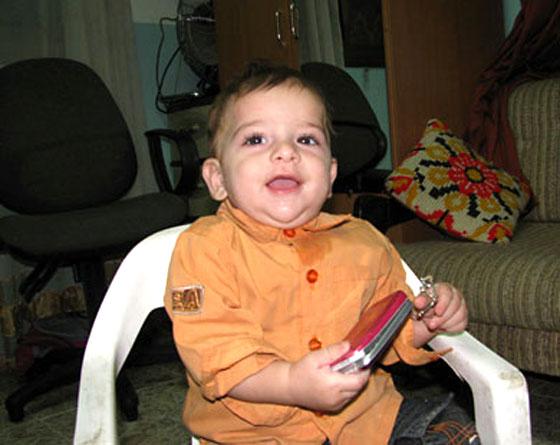 فضول الطفل أول ملامح الذكاء Baby1