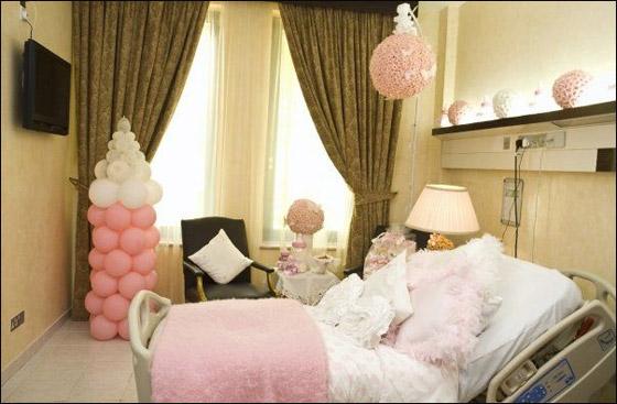 تزين غرف الولادة .. وضيافه .. تنسيق ورود .وتوزيعاات