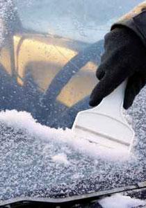 ابتكار جديد.. زجاج سيارات لمنع تراكم الثلوج!