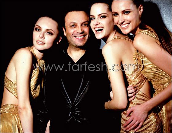 بالصور.. مصممو الأزياء العرب يقتحمون هوليوود!!