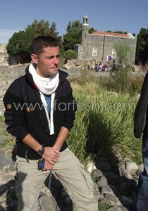 مغامرة ومعجزات من باريس إلى القدس سيرا على الأقدام