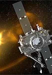 ناسا تصور النصف الخلفى للشمس