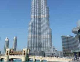 اشهى المأكولات في برج خليفة بـ122 دولار فقط!