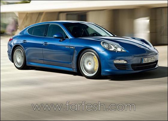 "قريبا.. بورش تعرض ثاني افخم سياراتها ""باناميرا إس""!  Porsche_4"