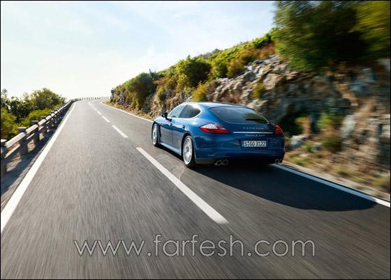 "قريبا.. بورش تعرض ثاني افخم سياراتها ""باناميرا إس""!  Porsche_6"