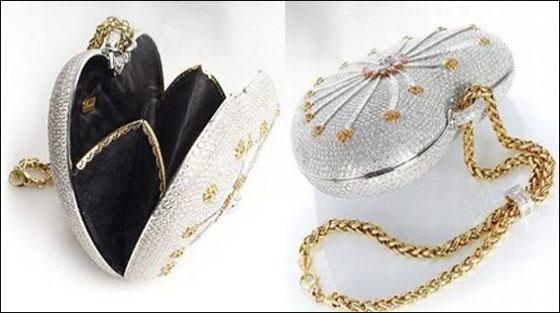 للمجوهرات المتخصصة في التصميمات الراقية في الدوحة أغلى حقيبة يد