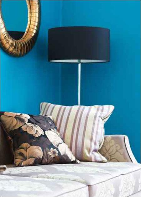 أجمل صور ديكورات باللون الأزرق أجمل ...