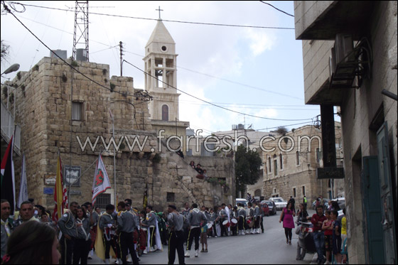 بالفيديو والصور الحصرية: الاحتفال بسبت النور في القدس