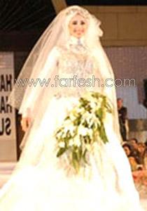 بالصور: اليسا.. الفنانة الأجمل في فستان الزفاف!!