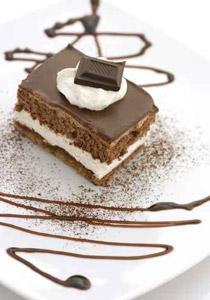المقادير 700 جرام شوكولاتة 2\/1 2 كوب كريمة شائلة