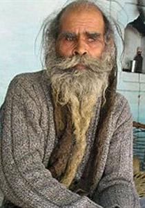 مزارع هندي يمتنع عن الاستحمام منذ 37 عاما!! Hnde2100