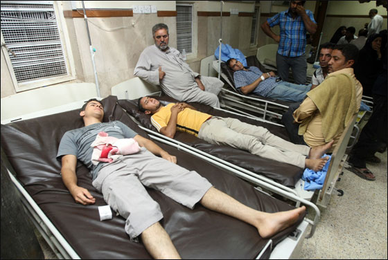"""العراق: اكثر من 800 حالة تسمم بسبب سحابة غاز """"الكلور"""""""