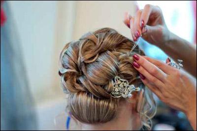 اجمل تسريحات الشعر للعرائس 2012