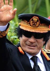القذافي: تجوّلت في شوارع طرابلس بالخفية ولم اشعر بالخطر!!