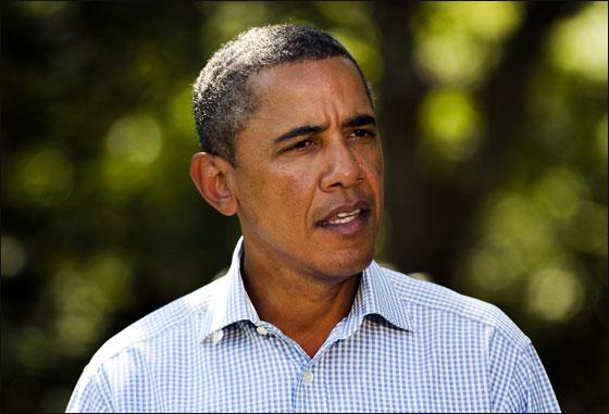 """اوباما يدعو مواطنيه الى الحذر من """"اعصار تاريخي"""" هائل!"""