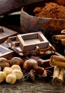 لمنع امراض القلب وسكتات الدماغ.. اليكم بالشوكولاتة!