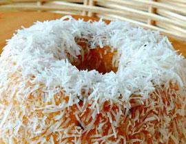 اليكن طريقة تحضير حلوى جوز الهند بالفانيليا!