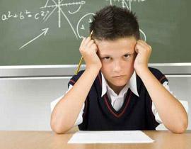 كيف تتغلب على قلقك من مادة الرياضيات؟!!