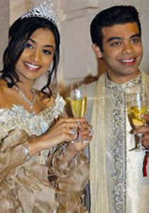 بالصور: لائحة بأغلى عشرحفلات زفاف في العالم!